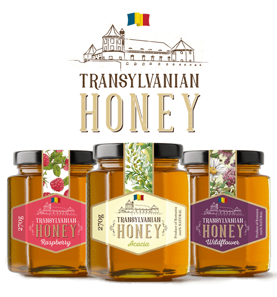 Transylvanian Honey brand